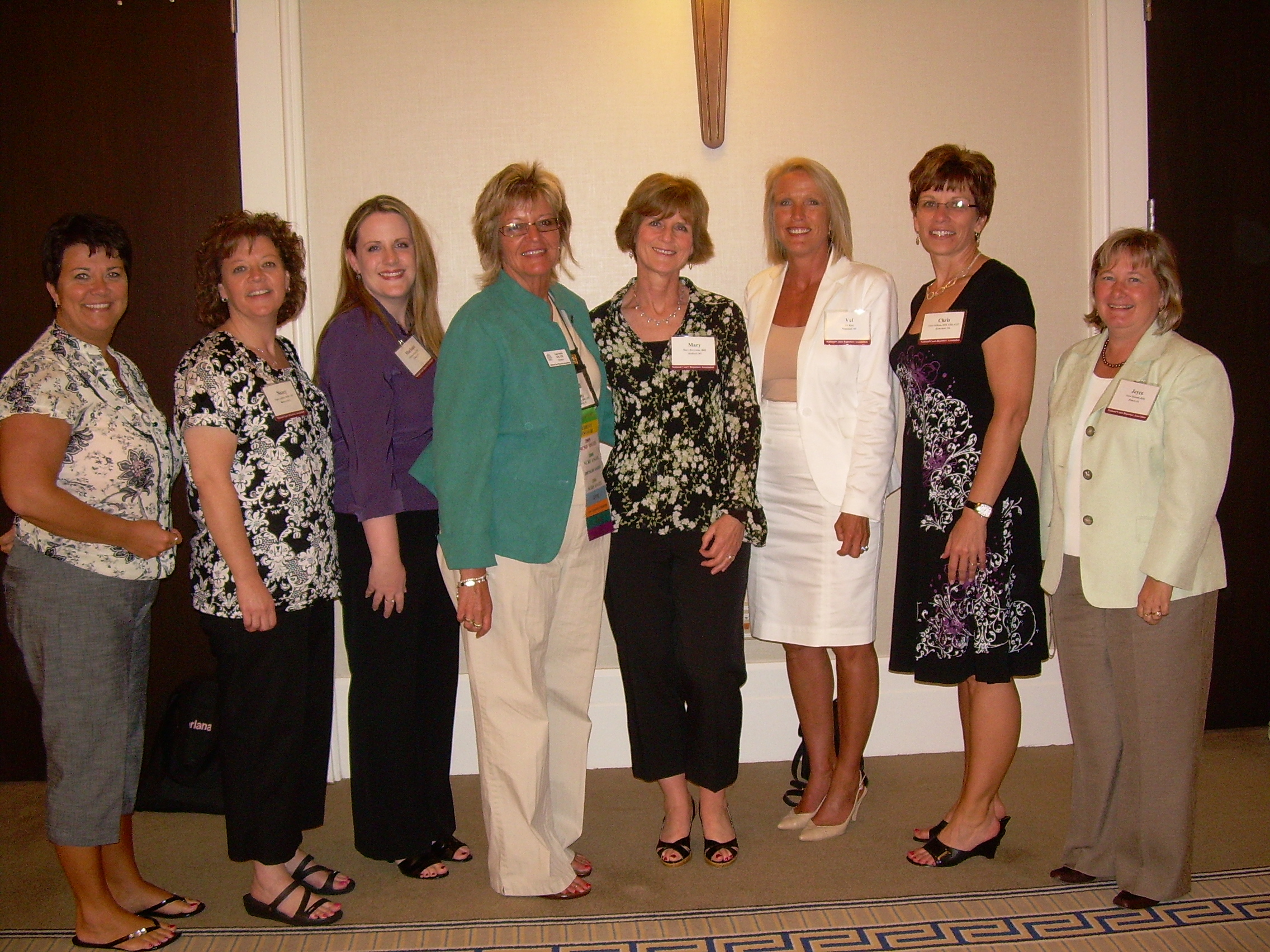 Wisconsin Court Reporters Association Convention Photos